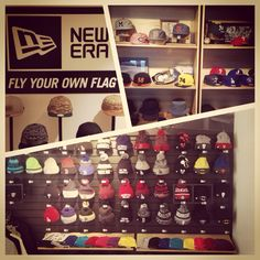 Show Room @neweracap - Nouvelle collection ⚾️