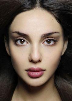 Французский макияж глаз и губ - 50 фото и советы как сделать