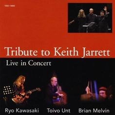 Tribute To Keith Jarrett Live In Concert
