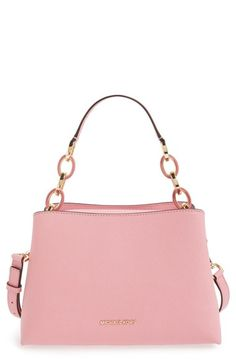 0cc471d8c3 MICHAEL Michael Kors  Medium Portia  Shoulder Bag available at  Nordstrom  Pink Shoulder Bags