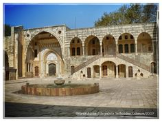 #beiteddine #beiteddinepalace #lebanon #libanon #palace #history #heritage #statue #sculpture #architecture #art #mosaic #myphoto #photo #photographer #photography #photos #2007  #travel #travelling