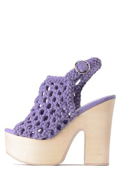 70d710ef5ff Jeffrey Campbell Shoes ALISSIO Oh So Hottt! in Purple