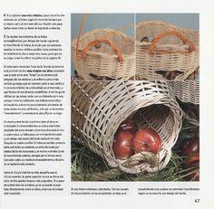 Asas.Antje Hovel - Curso Practico de Cesteria Rattan, Social, Wicker Baskets, Weaving, Home Decor, Paper Basket, World, Wings, Baskets
