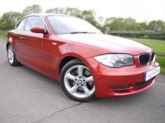 used BMW 123d SE in surrey