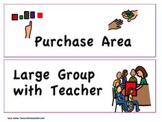 Labels and Locators Visual Schedule Printable, Mayer Johnson, Aba, Pre School, Social Skills, Behavior, Communication, Teacher, Professor