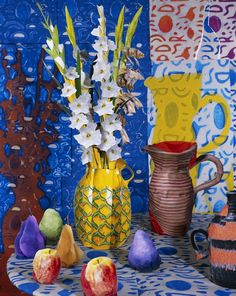 Art: Bright, beautiful collage from artist and photographer Daniel Gordon 3d Collage, Create Collage, Visual Art Lessons, Yale School Of Art, Master Of Fine Arts, Soul Art, Art Studies, Museum Of Modern Art, Still Life
