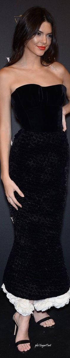 Kendall Jenner #lbd