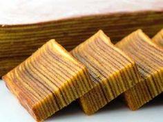 Kue Lapis Susu - Cara membut resep kue lapis susu coklat keju belacan panggang atau kukus asli bangka surabaya pontianak palembang yang enak, legit dan spesial atau special.
