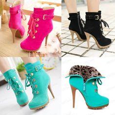#tbdressreviews for FashionBoots #ShortBoots #Shoes #tbdress @T B Dress Reviews.