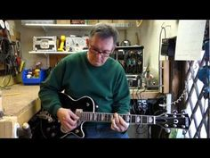 Dan Erlewine visits the repair shop at Herb David Guitar Studio in Ann Arbor, Michigan. He brings back this great, simple tone tip from repairman Brian Delaney. From the free Trade Secrets newsletter at stewmac.com. Subscribe now at http://www.stewmac.com/tradesecrets For more information on tools and parts: Solomon SL-30 Soldering Station http...