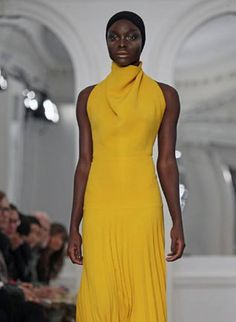 Victoria Beckham's fashions -
