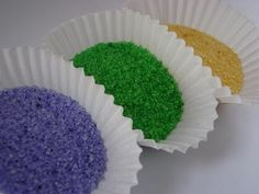 Make Your Own Colored Sugar!