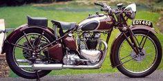 1937 Triumph Speed Twin
