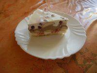 Smotanovo - tvarohová torta