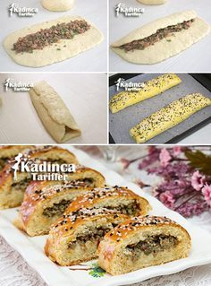 Tante Muffin Rezept - Pin This Bread Recipes, Cake Recipes, Snack Recipes, Cooking Recipes, Greek Cooking, Cooking Time, Muffins, Arabic Food, Turkish Recipes