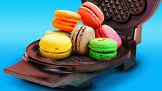 Cute Desserts, Delicious Desserts, Yummy Food, Fun Baking Recipes, Cooking Recipes, 5 Minute Meals, 5 Minute Snacks, Food Vids, Desert Recipes