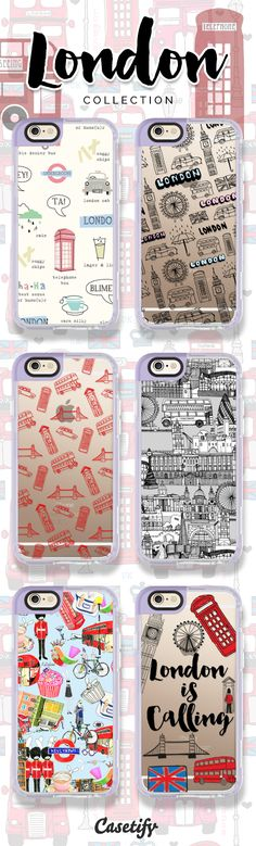 London is calling! Take a look at these designs featuring the city of London on our site now! https://www.casetify.com/artworks/EDKPW2mQFs | @casetify