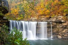 When and Where to See the Best Fall Color Across the Southeast US: Kentucky Peak Fall Color Guide