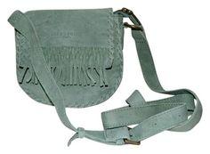 99fc15c10580 Liebeskind Berlin Lennja Laced Suede Mini Pistazie Pistachio Green Cross  Body Bag on Sale