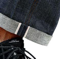 G-Star denim details // #Studio25Finland