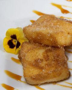 Leche frita  (postre del norte )  Spain