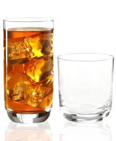 Closeout! The Cellar Glassware, Set of 4 Premium Highball Glasses