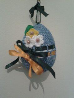 Easter egg crochet 2