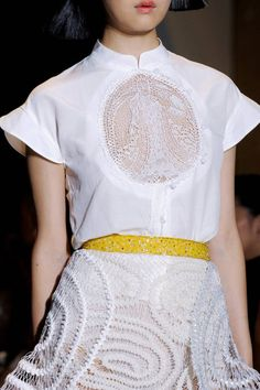 Tsumori Chisato Spring 2014 Ready-to-Wear