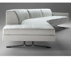 Kennedee sofa - Poltrona Frau, Jean- Marie Massaud
