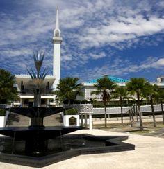 Masjid Negara, the national mosque of Malaysia