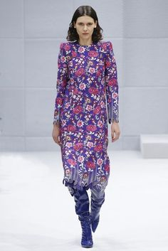 Balenciaga Autumn/Winter 2016 Ready-To-Wear Collection | British Vogue