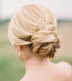 Ideas de #peinados para #novia 03