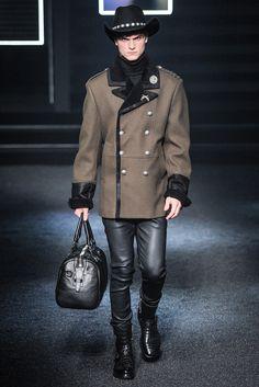 Philipp Plein Fall 2014 Menswear Fashion Show
