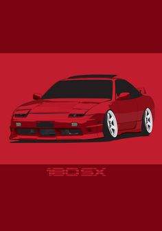 Nissan My favorite S chassis ❤️ Nissan 180sx, Jdm Wallpaper, Nissan Silvia, Car Illustration, Japan Cars, Import Cars, Car Drawings, Automotive Art, Jdm Cars