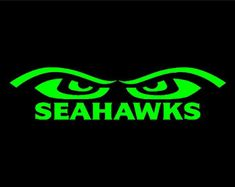 Seattle Seahawk EYE Round vinyl window decals avail in several sizes and colors. easily apply to any smooth clean surface made of high quality vinyl materials Seattle Seahawks Logo, Seahawks Gear, Seahawks Fans, Seattle Sounders, Seahawks Football, Seattle Mariners, Nfc Teams, Buccaneers Football, Nfl Logo