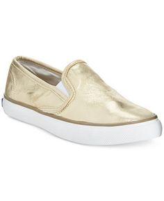 Sperry Women's Seaside Slip-On Sneakers