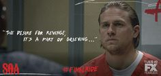 The quest for retribution has only just started. #FinalRide pic.twitter.com/OyyNkJmBP4