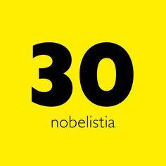 Kuinka monta nobelistia sinun kirjahyllyssäsi on? Meillä on 30.nn#Keltainenkirjasto The New Yorker, Company Logo, Logos, Logo