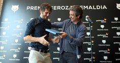 'La isla mínima' se lleva el premio Feroz Zinemaldia  El thriller de Alberto Rodríguez se ha llevado el galardón, concedido por la prensa especializada a la mejor película de las que concursan en la sección oficial del Festival de Cine de San Sebastián 2014
