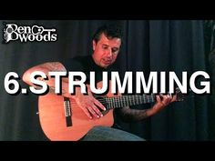 (67) 6.Strumming - Ben Woods Flamenco Guitar Techniques - YouTube