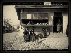 """Lebarnica"", 1905 Serbia - baker"