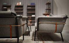 Valet collection @Wallpaper* ARCADE, Milan Design Week 2016 | Stellar Works