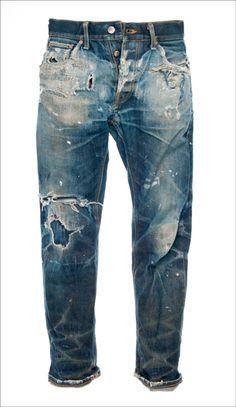 Stone Mason Replica #NudieJeans