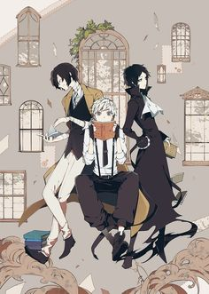 bungou stray dogs - Google Search