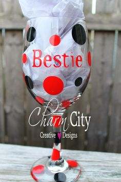 Personalized Wine Glass 20 oz With special sayings of choice Birthday, Holiday, on Etsy, $12.00