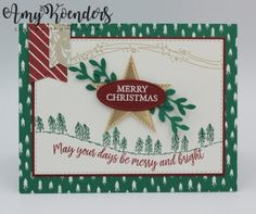 Holiday Cards, Christmas Cards, Merry Christmas, Christmas Ornaments, Holiday Decor, Fusion Card, Christmas Greenery, Some Cards, Merry And Bright