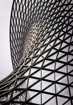 Geometric structure ~~ For more:  - ✯ http://www.pinterest.com/PinFantasy/arq-~-estructura-y-dise%C3%B1o/