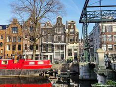 Amsterdam passes world's first Airbnb-friendly law.