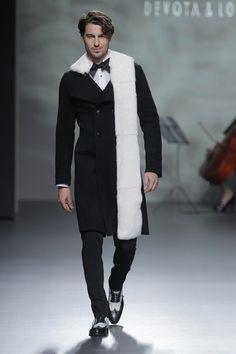 Devota & Lomba - Madrid Fashion Week Otoño Invierno 2013-2014
