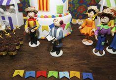 Sonhos de kakau: FESTA INFANTIL JUNINA...